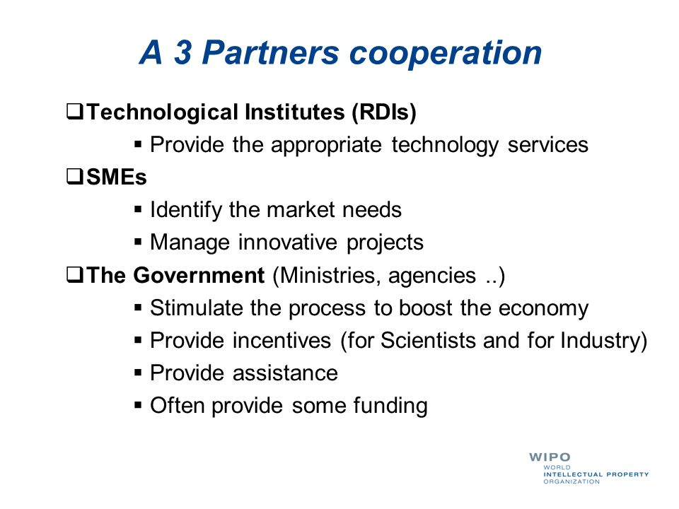 A 3 Partners cooperation