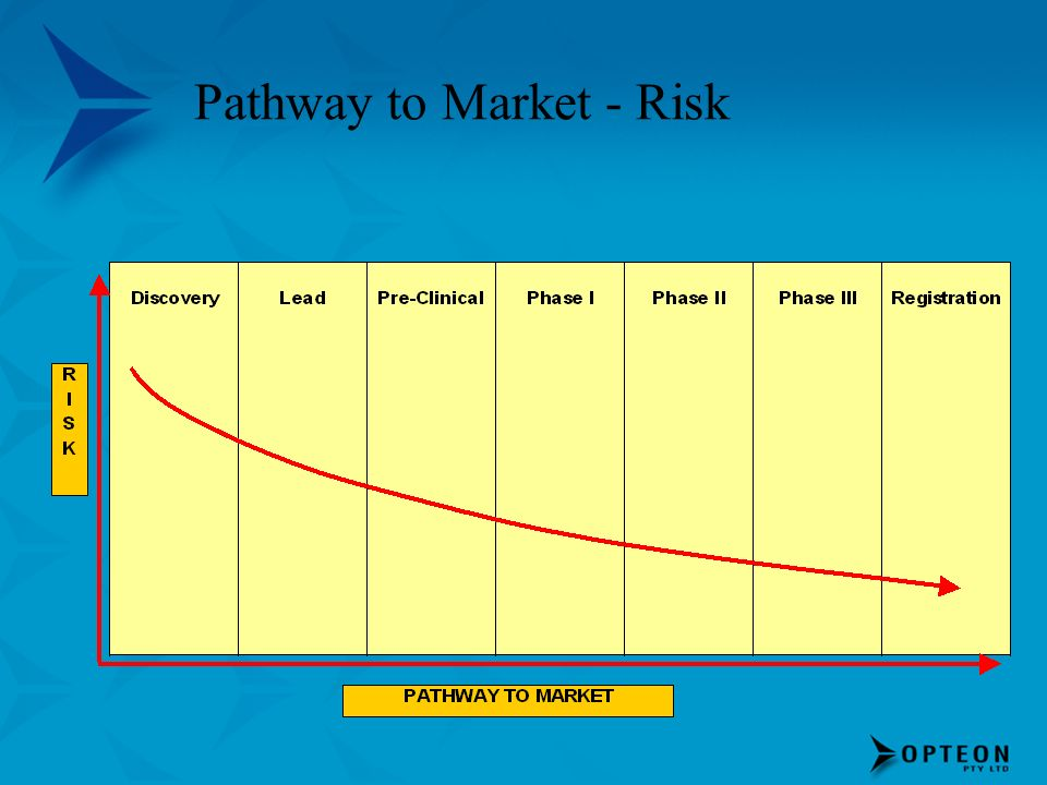 Pathway to Market - Risk