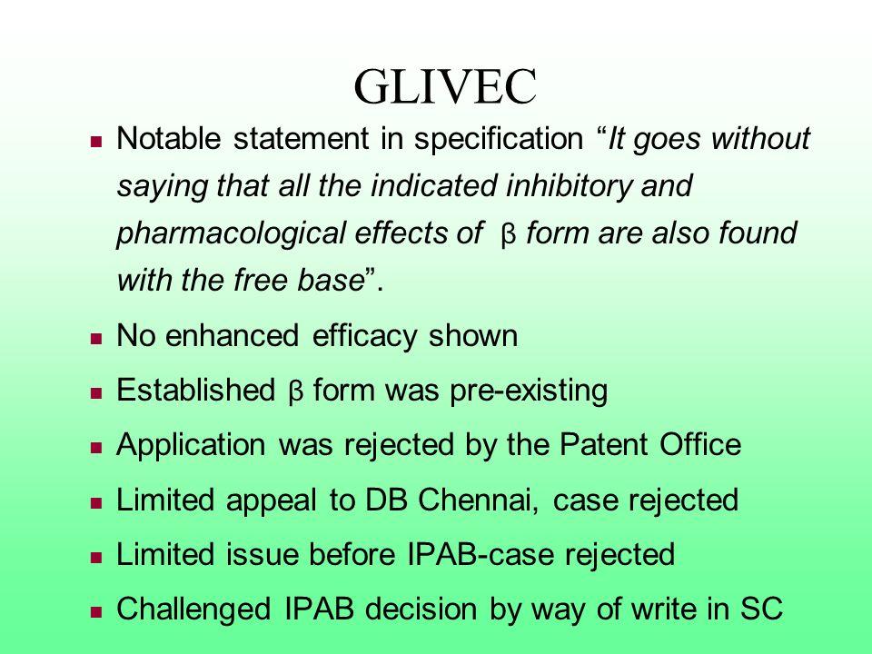 GLIVEC