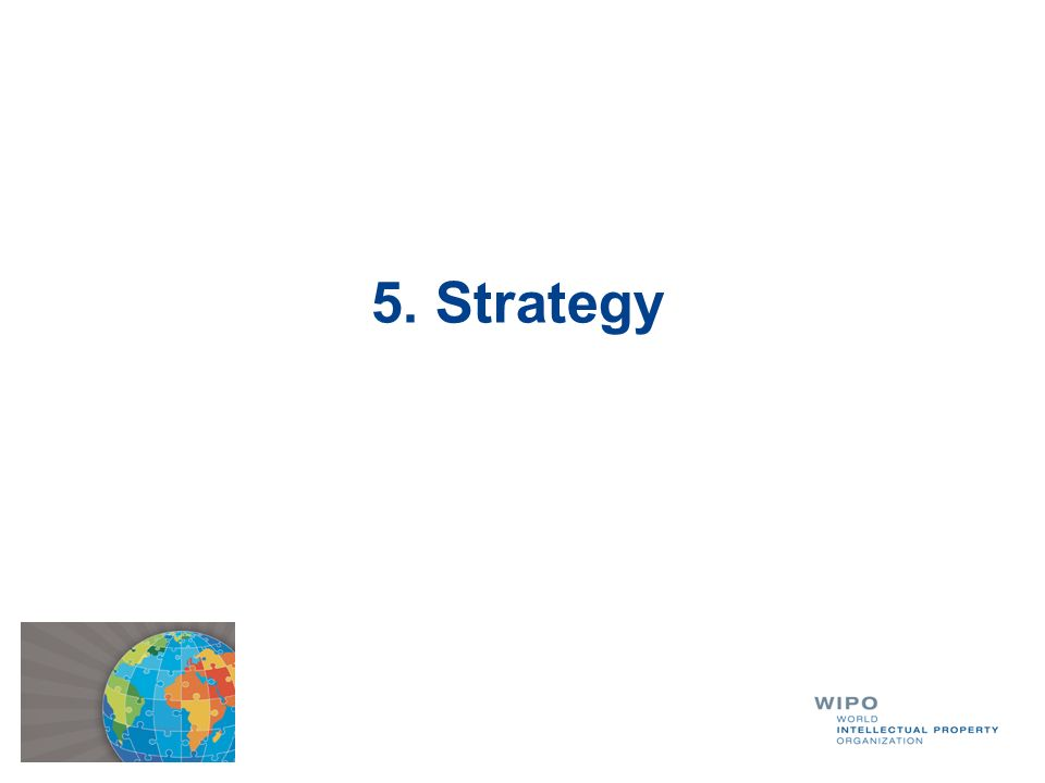 5. Strategy
