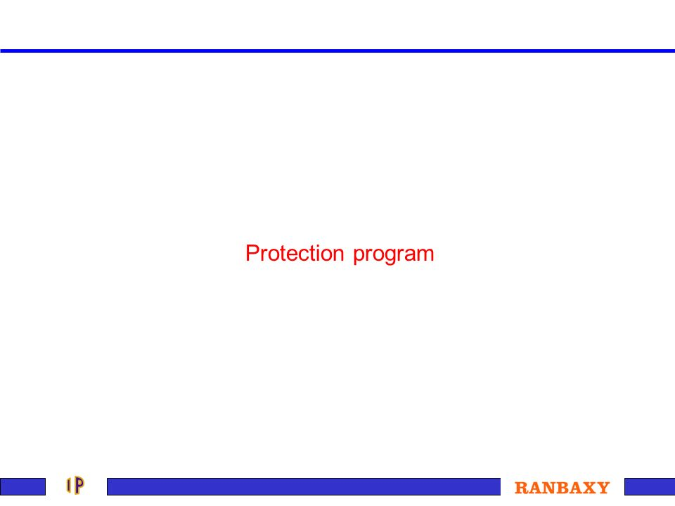 Protection program
