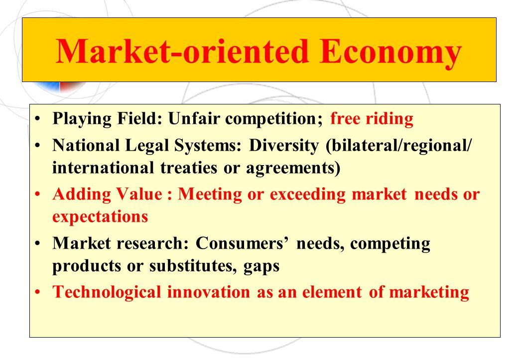 Market-oriented Economy