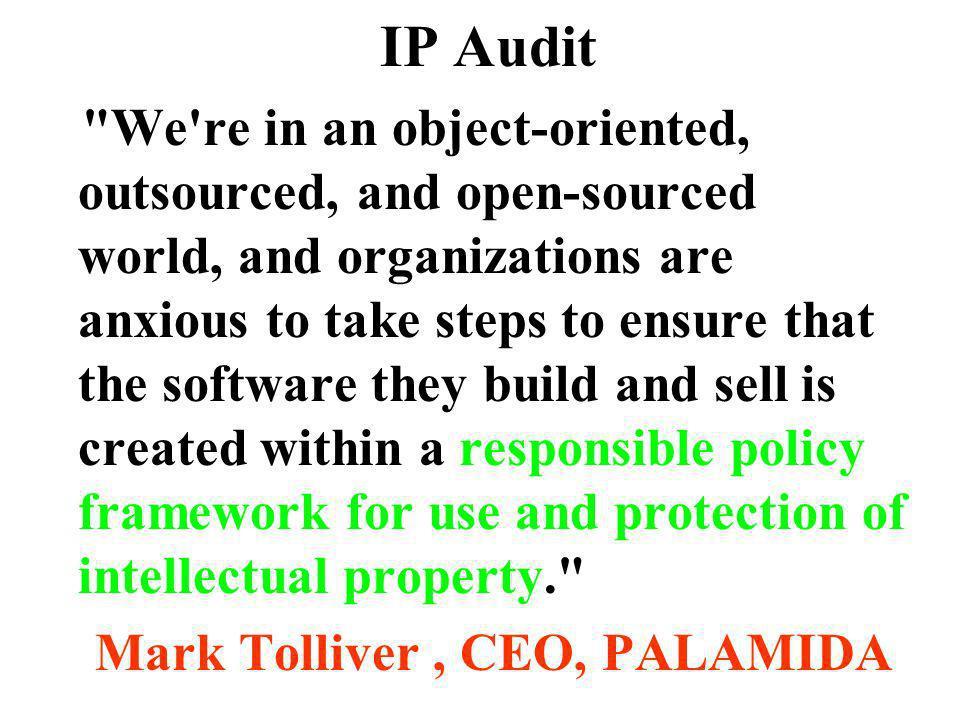 IP Audit