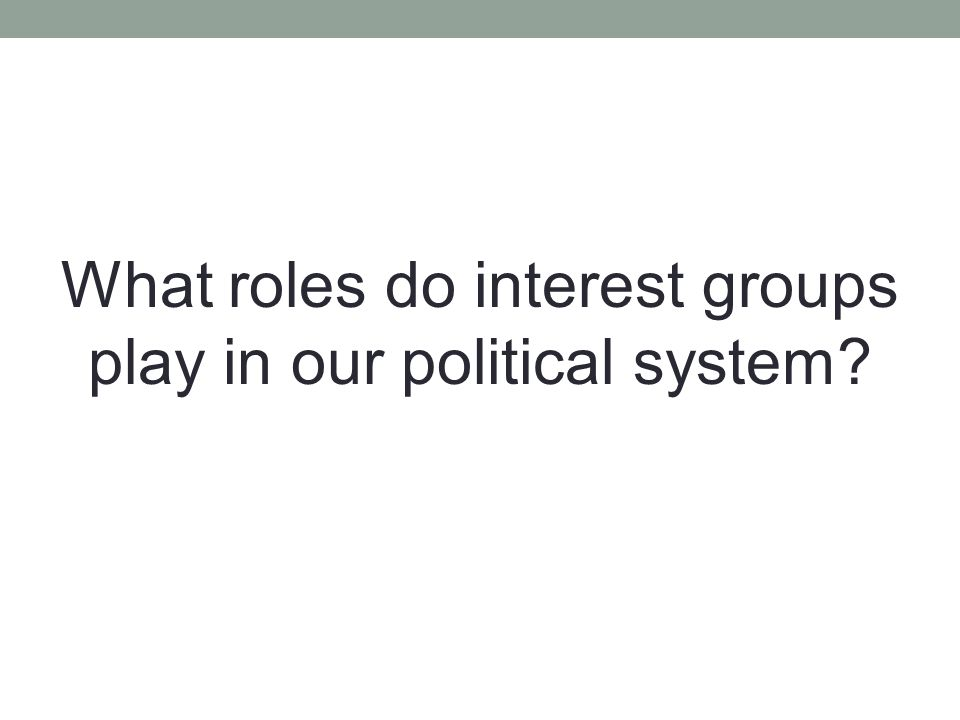 role of interest groups in law Interest groups influence public policy by gathering american citizens together with similar concerns and presenting those concerns to officials there are many different interest groups for all sorts of causes interest groups are also known as advocacy groups or lobby groups interest groups play .