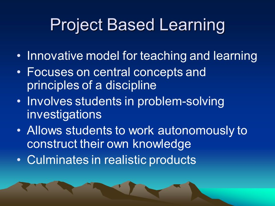 work base problem Problem-based learning is a method of educating adult learners that combines theoretical knowledge with practical application the process engages participants in.