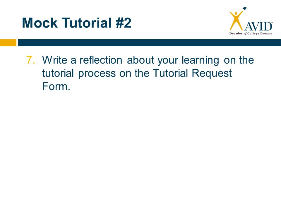 Tutor Training Part 1 Socratic Tutorials ppt download – Tutorial Request Form