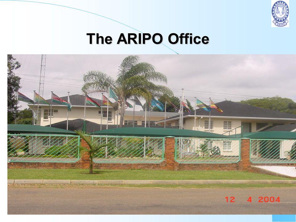 The ARIPO Office