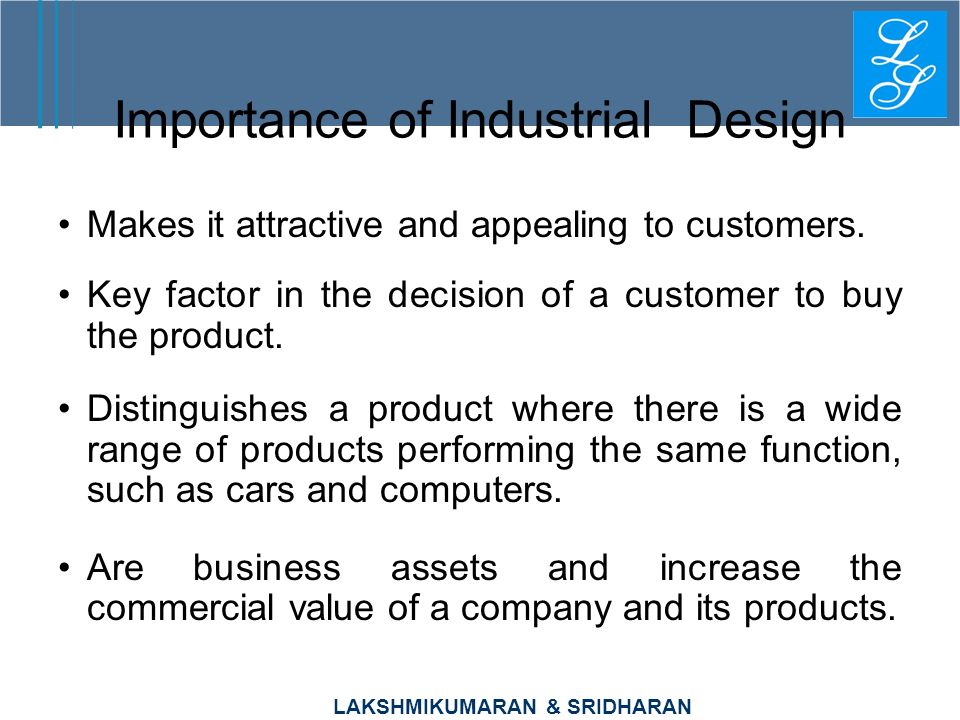 Importance of Industrial Design