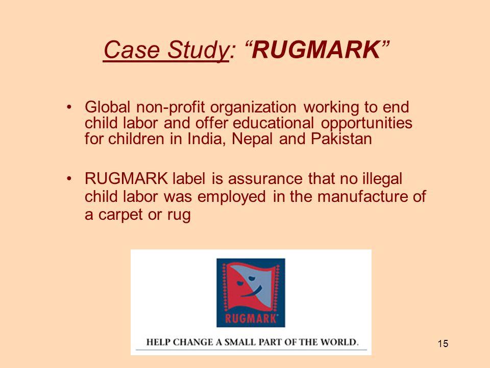 Case Study: RUGMARK
