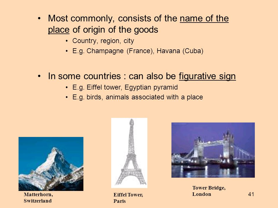 In some countries : can also be figurative sign