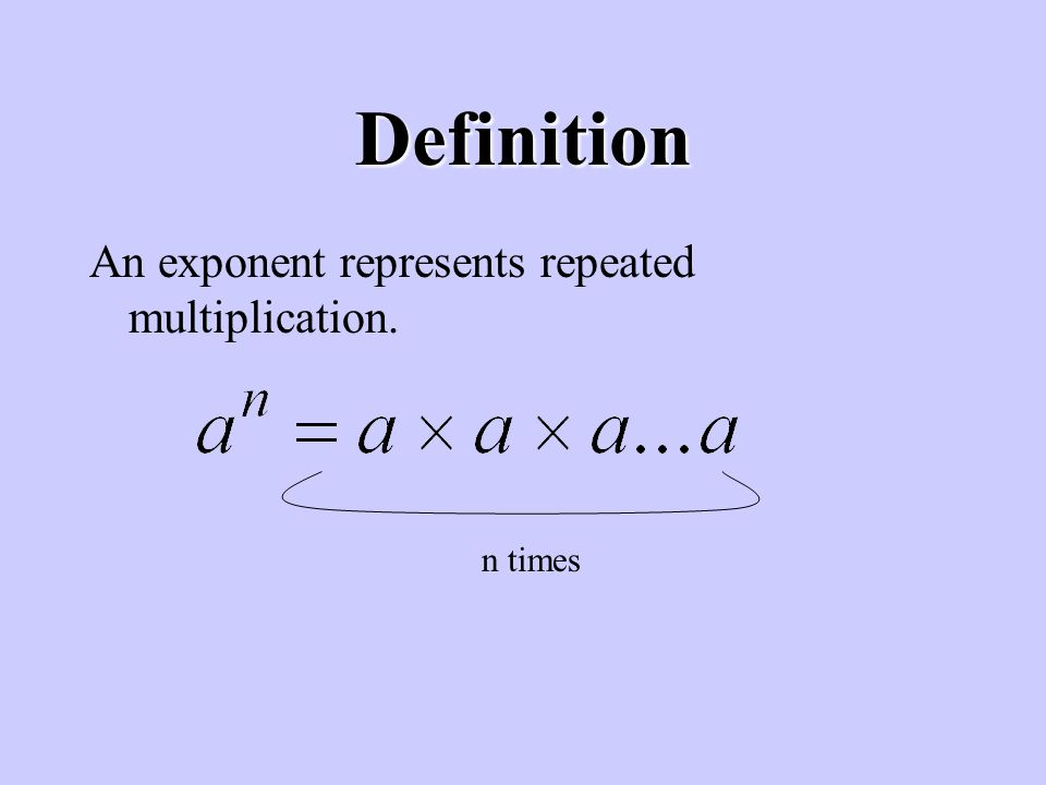 Session 7, Part A: Exploring Exponential Functions