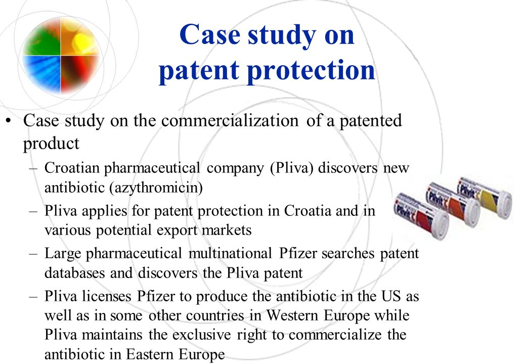 Case study on patent protection