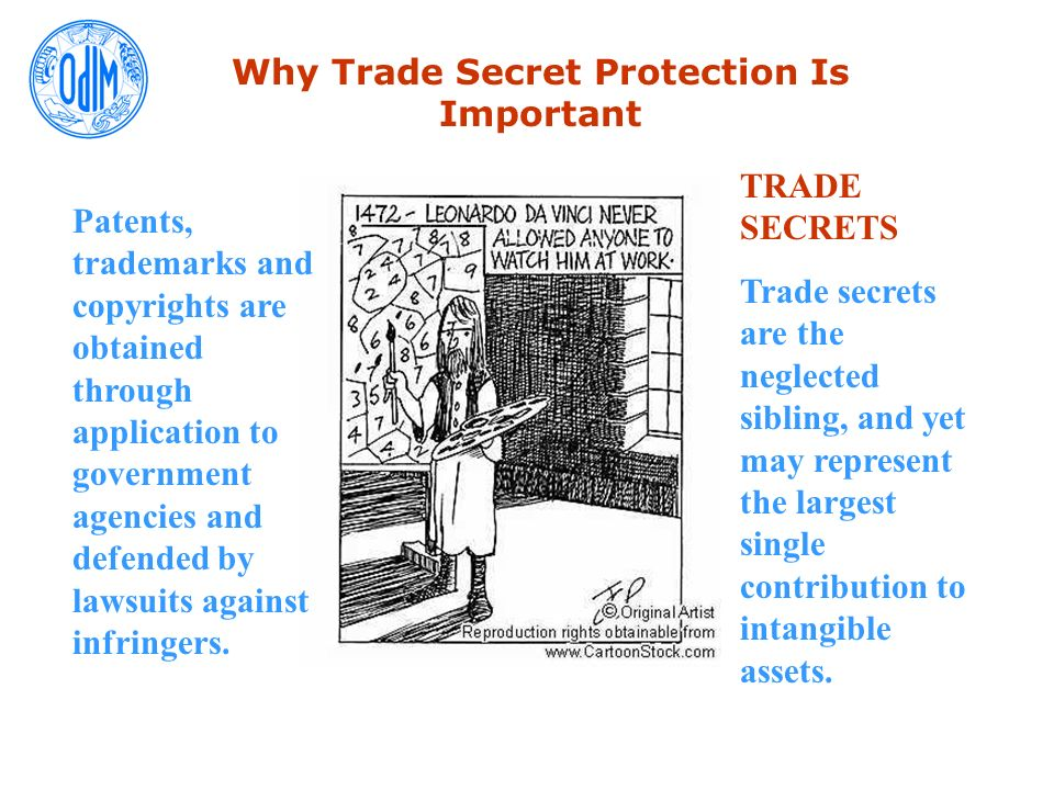 Why Trade Secret Protection Is Important
