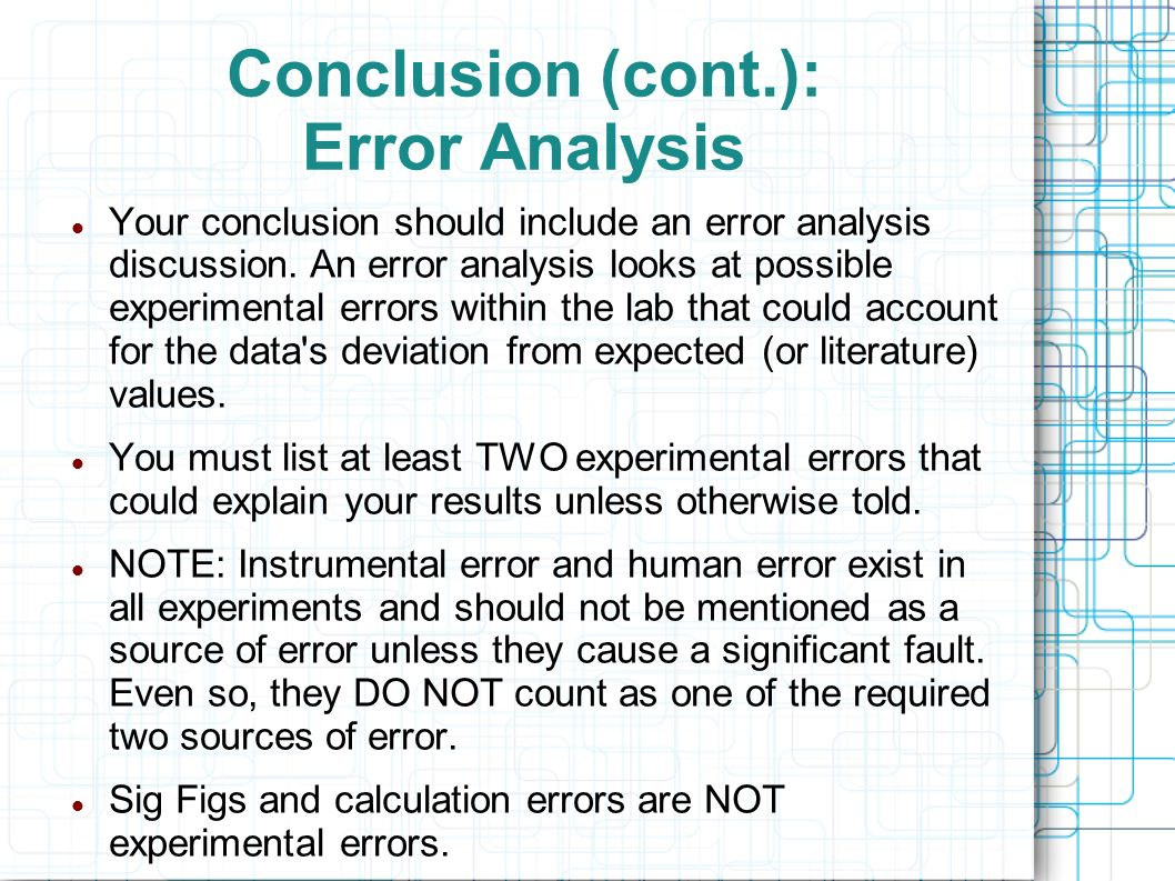 error analysis The data analysis tool is installed, you should run it and choose histogram from the list of analysis tools if you are using ms-2007, the sample distribution for this data set can be found.