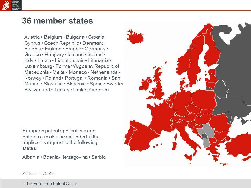 36 member states