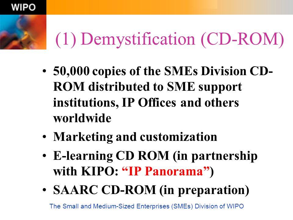 (1) Demystification (CD-ROM)