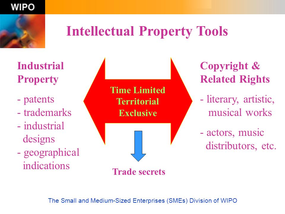 Intellectual Property Tools