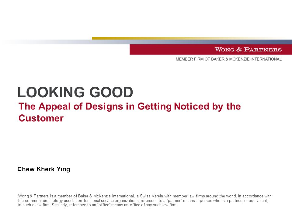 The Appeal of Designs in Getting Noticed by the Customer