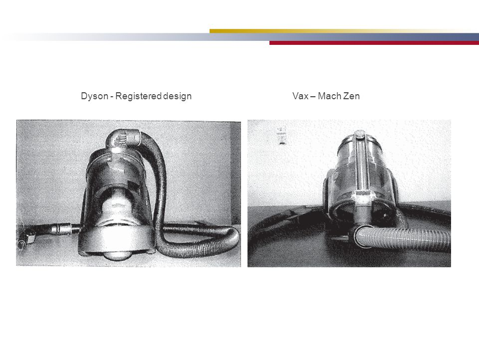 Dyson - Registered design