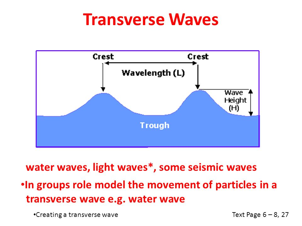 sound, light*,water seismic (earthquakes) - ppt download ge z wave switch wiring diagram
