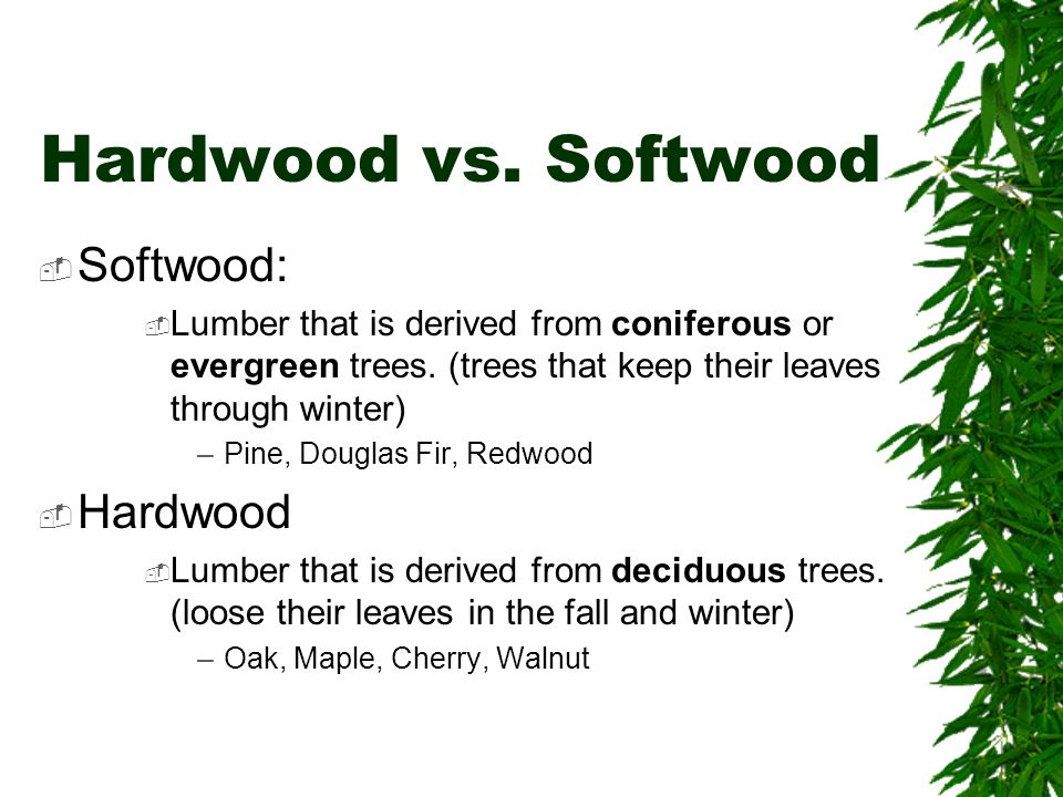 Softwood Lumber Grades ~ Selecting cutting and shaping wood ppt video online