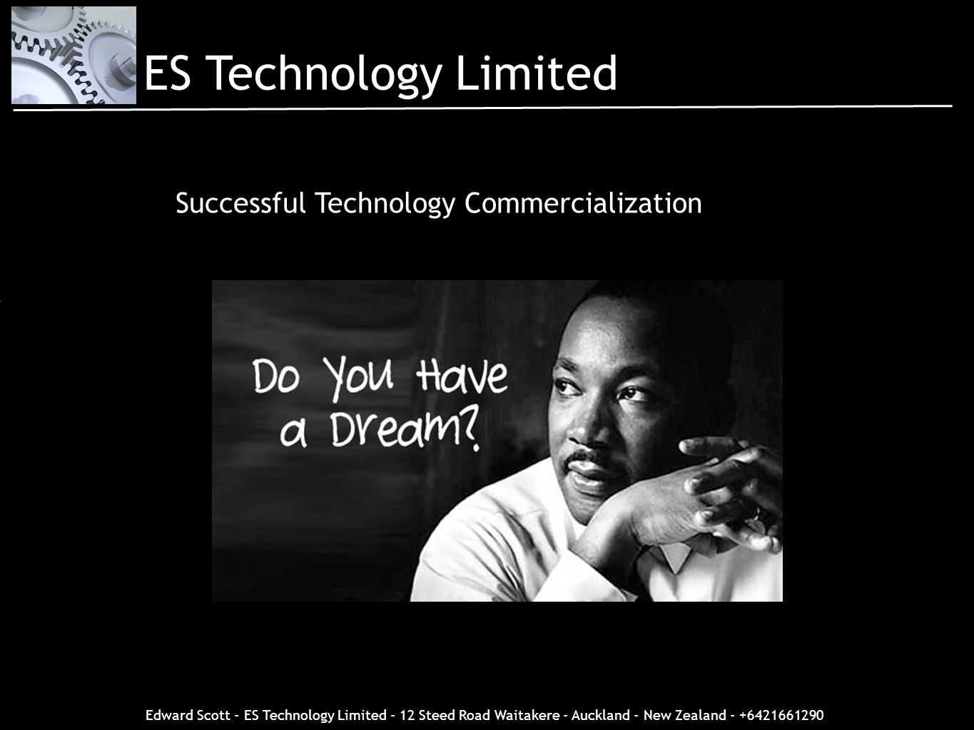 Successful Technology Commercialization