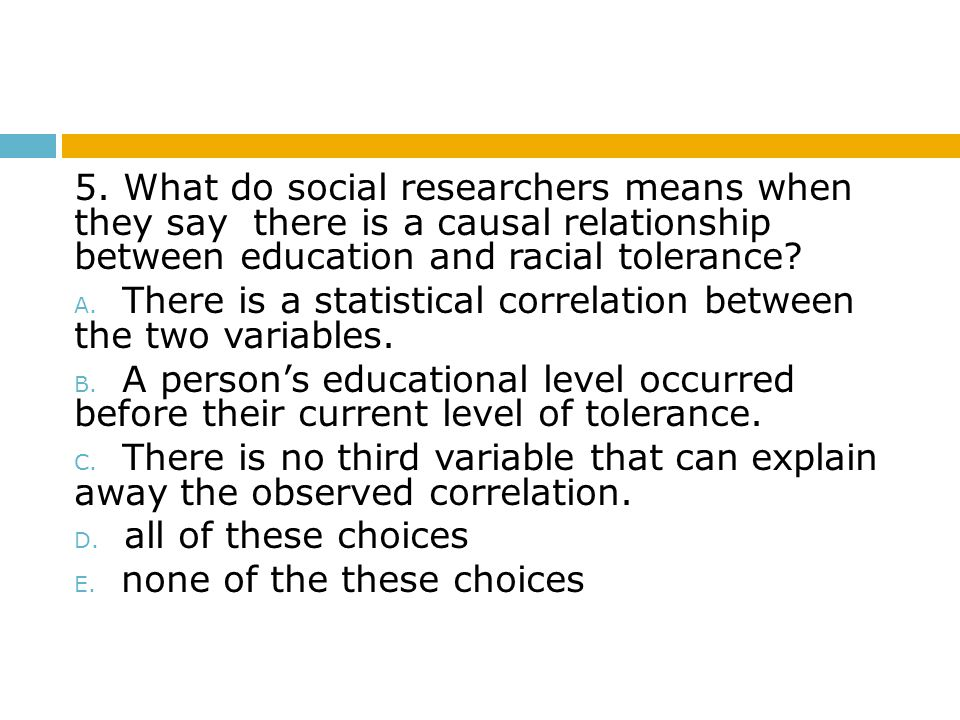 theories on causal relationship between education and health