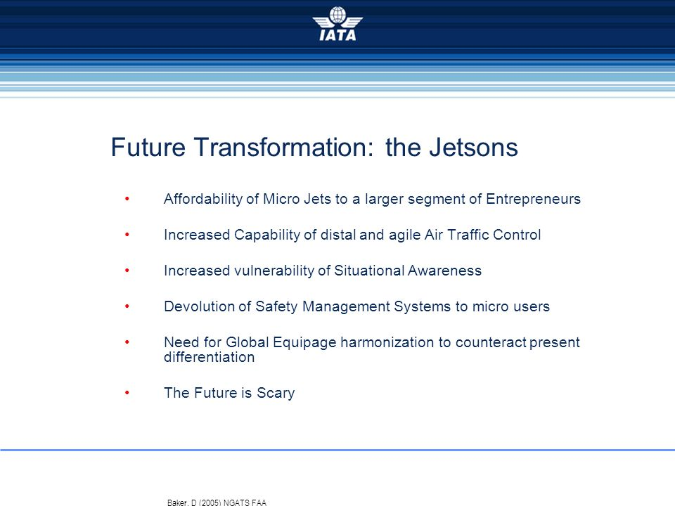 Future Transformation: the Jetsons