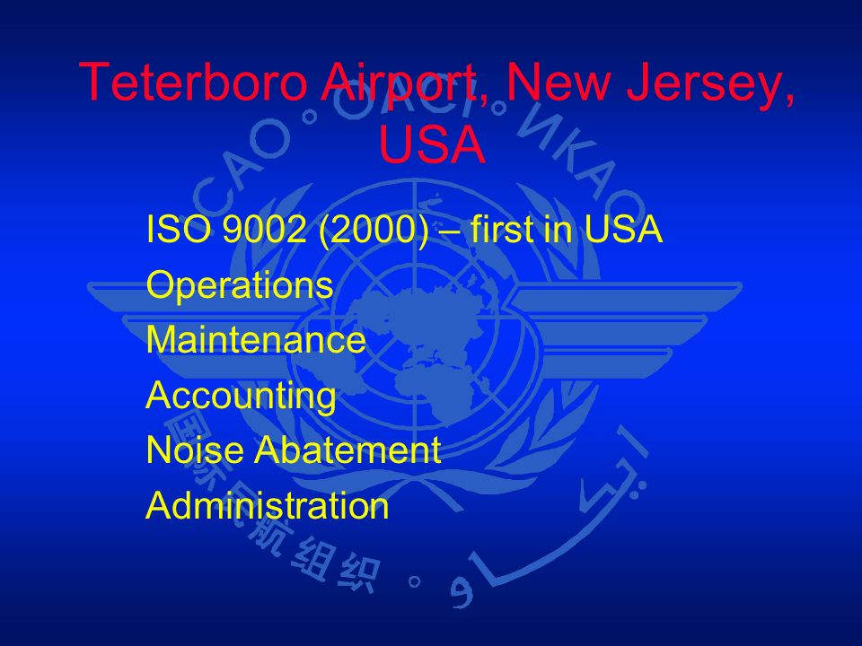 Teterboro Airport, New Jersey, USA
