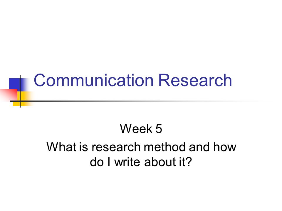 communication research methods Table of contents for communication research, 45, 5, jul 01, 2018 the outcomes of broadcasting self-disclosure using new communication technologies: responses to disclosure vary across one's social network.