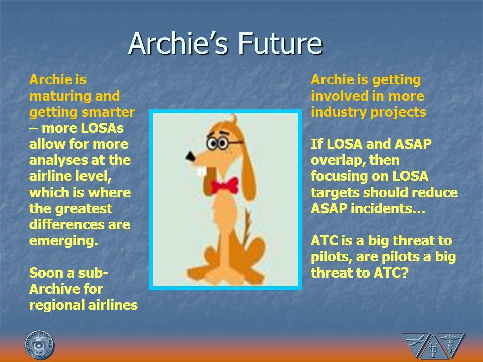 Archie's Future