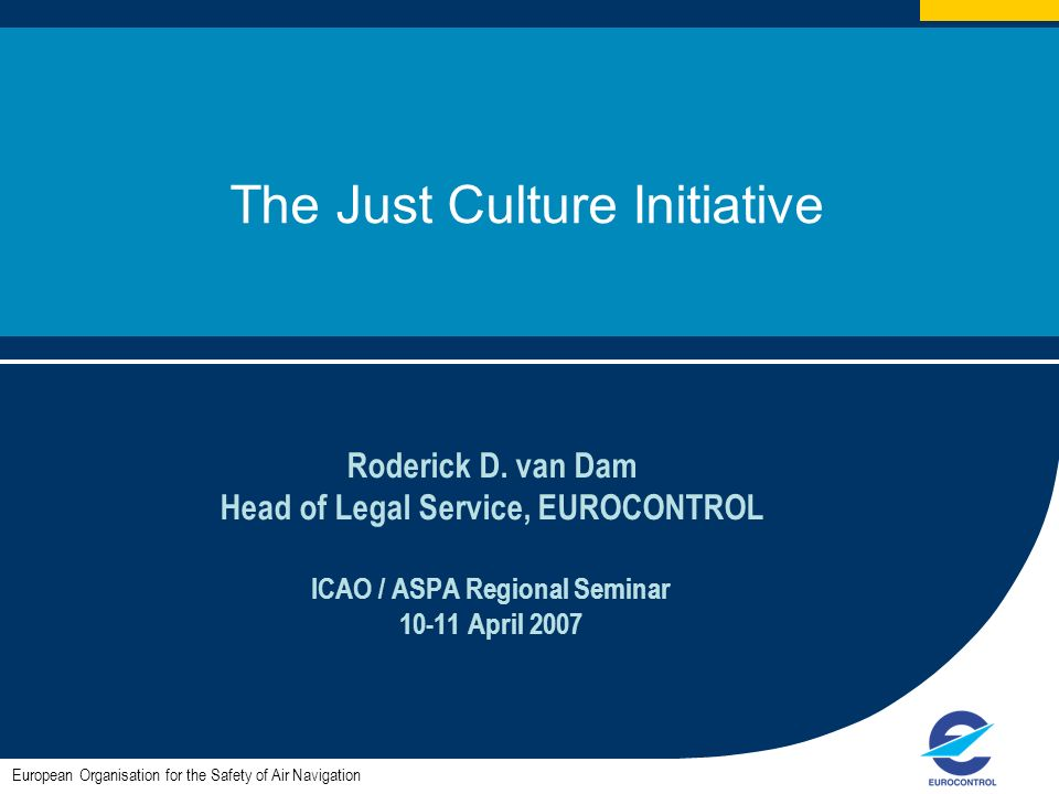 The Just Culture Initiative