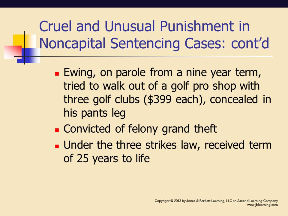 Pros and cons of indeterminate sentencing