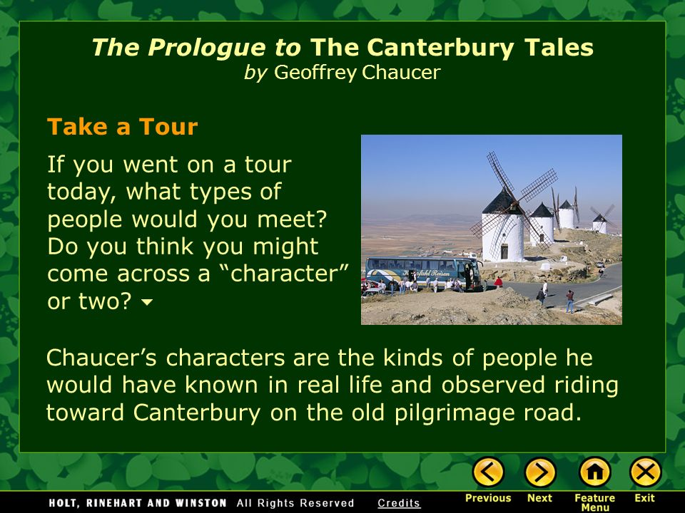 a literary analysis of the book canterbury tales by geoffrey chaucer