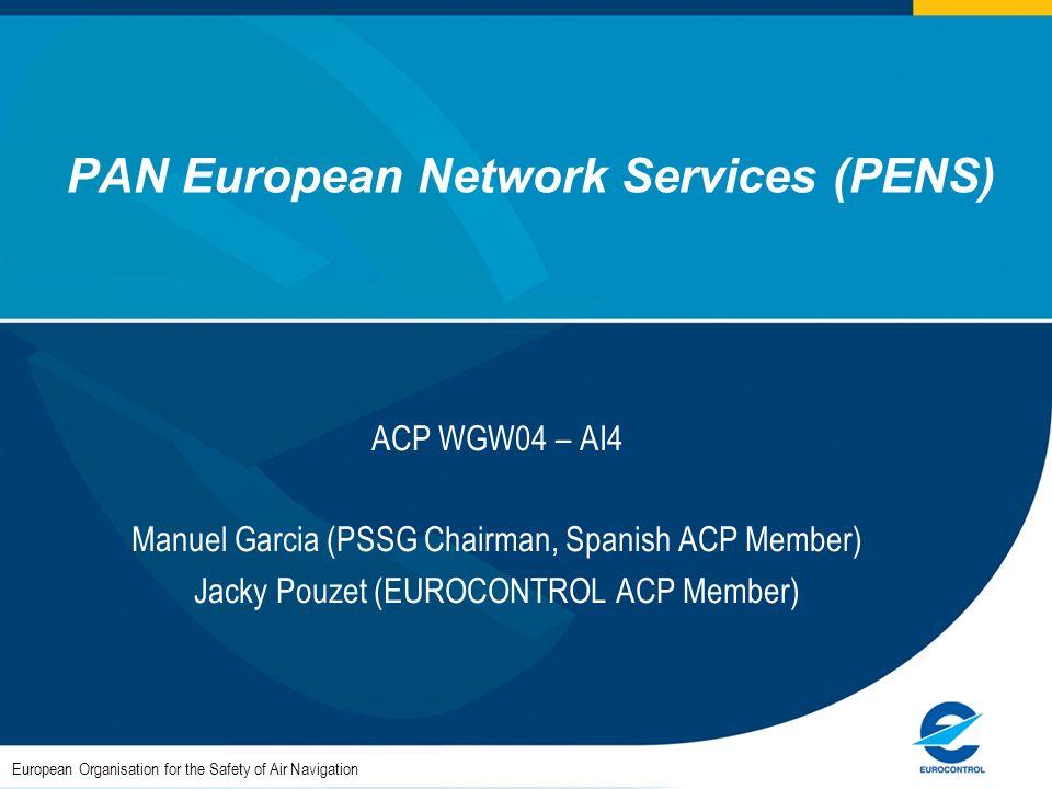 PAN European Network Services (PENS)