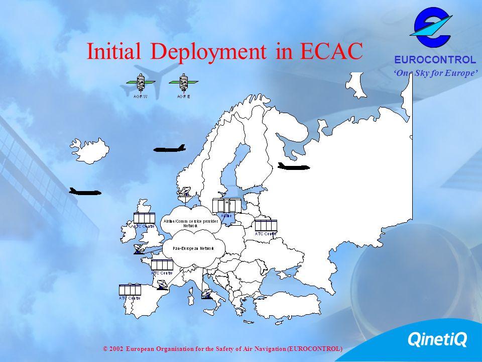 Initial Deployment in ECAC