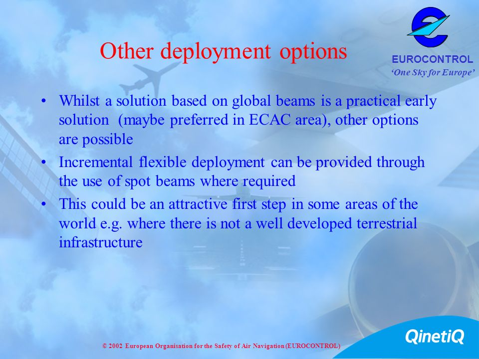 Other deployment options