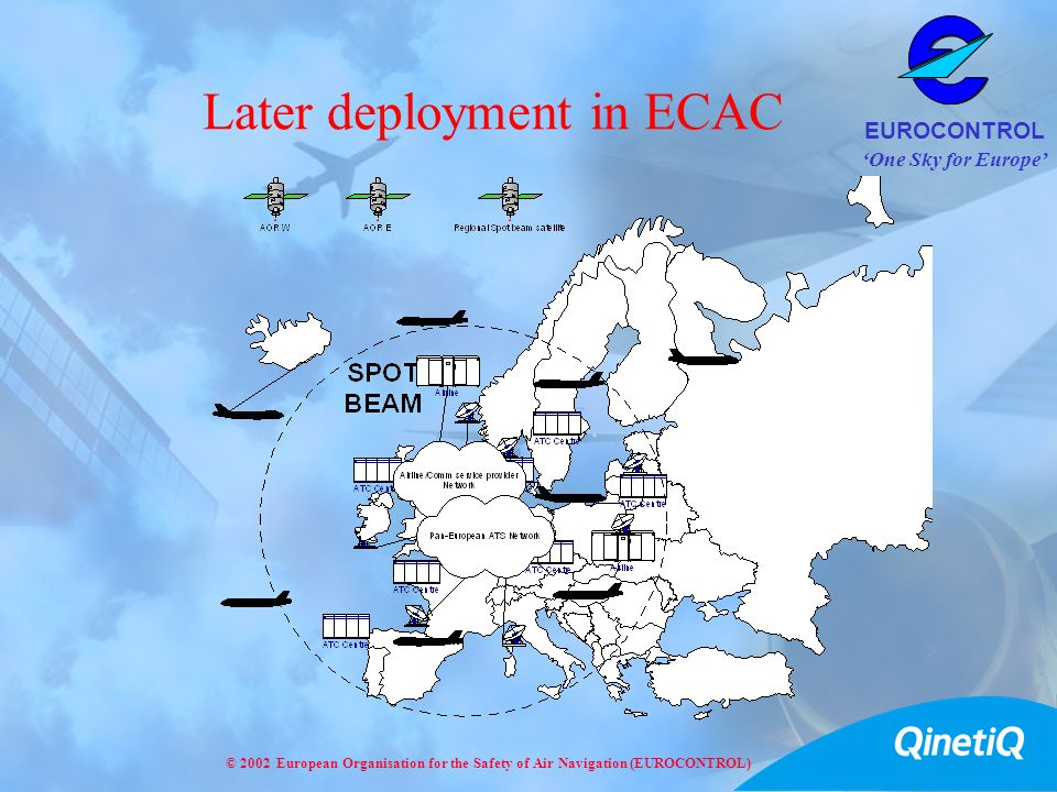 Later deployment in ECAC