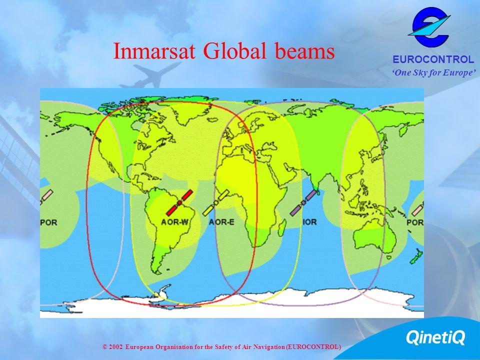 Inmarsat Global beams