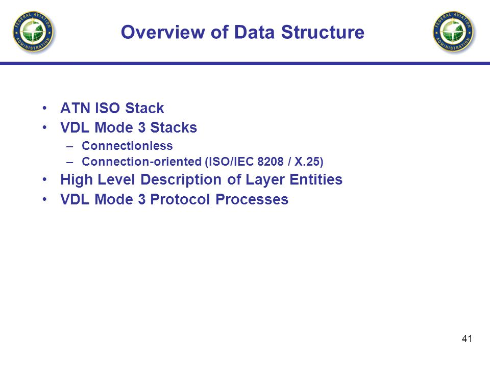 Overview of Data Structure