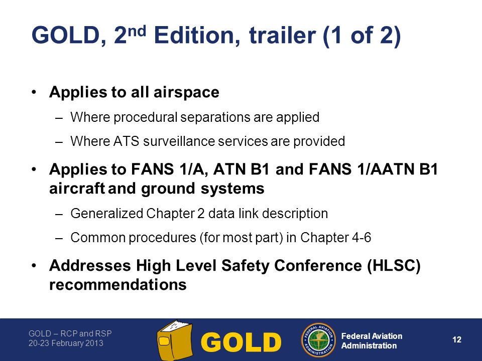 GOLD, 2nd Edition, trailer (1 of 2)