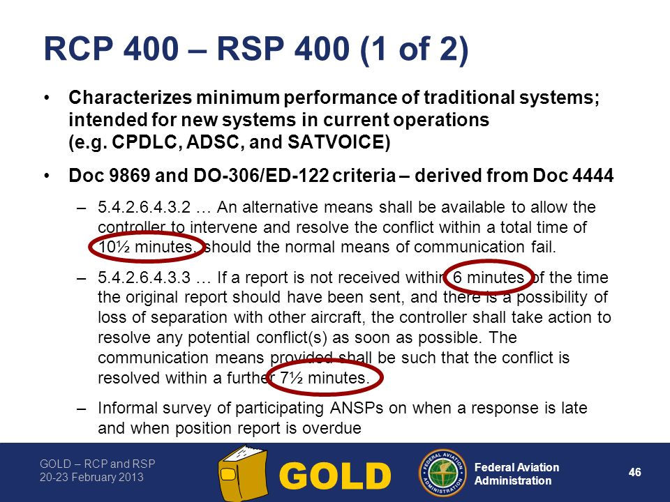 RCP 400 – RSP 400 (1 of 2)