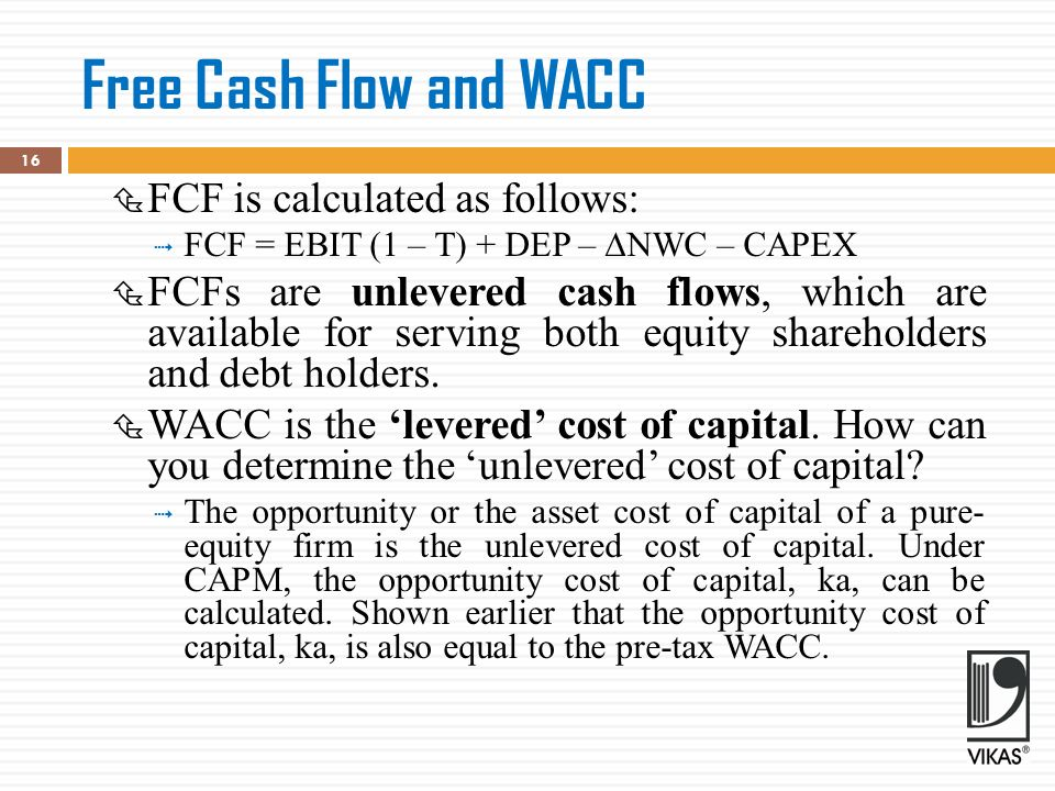 cash flow and risk free asset The statement of cash flows is the third any item that is classified on the balance sheet as a long-term asset would be a candidate for free cash flow.