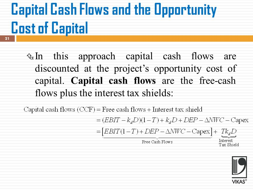 capital cash flows a simple approach Preparing the statement of cash flows using the direct method  while simple  statements using the direct method allow users to make some.