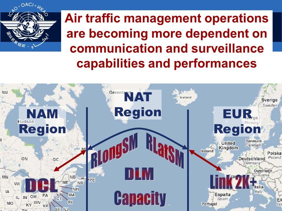 RLongSM RLatSM DLM Link 2K+ DCL Capacity