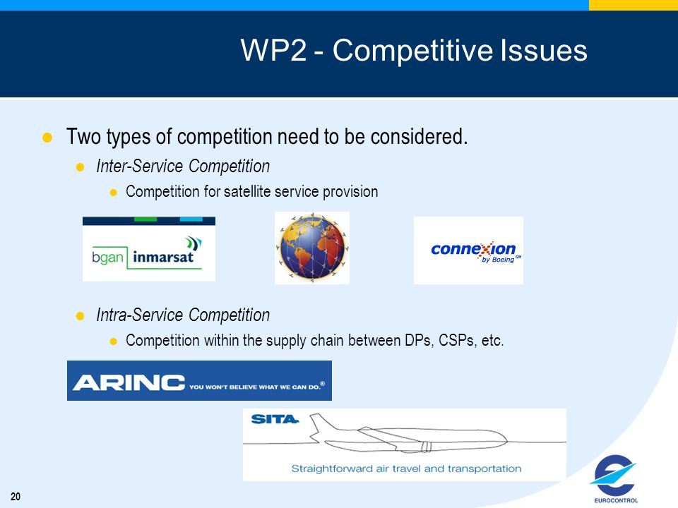WP2 - Competitive Issues