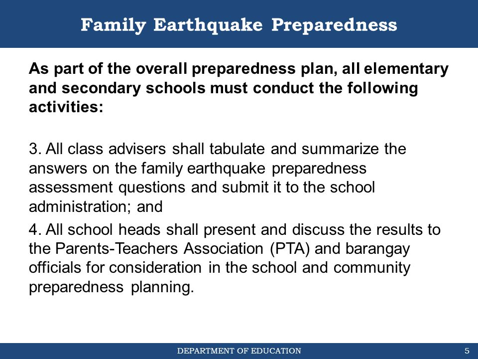 questions disaster management