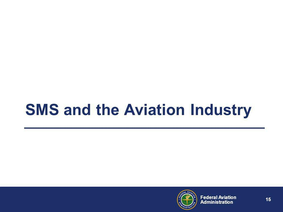 SMS and the Aviation Industry