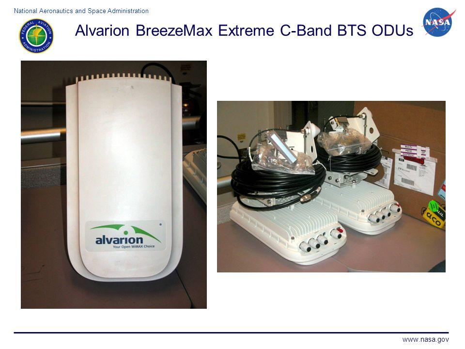 Alvarion BreezeMax Extreme C-Band BTS ODUs