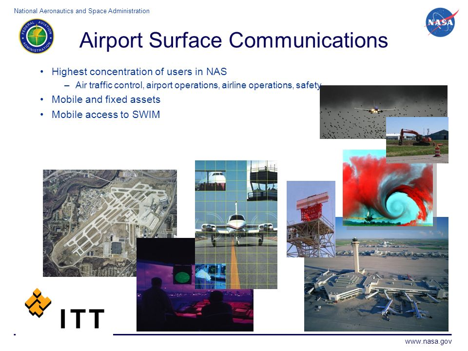 Airport Surface Communications